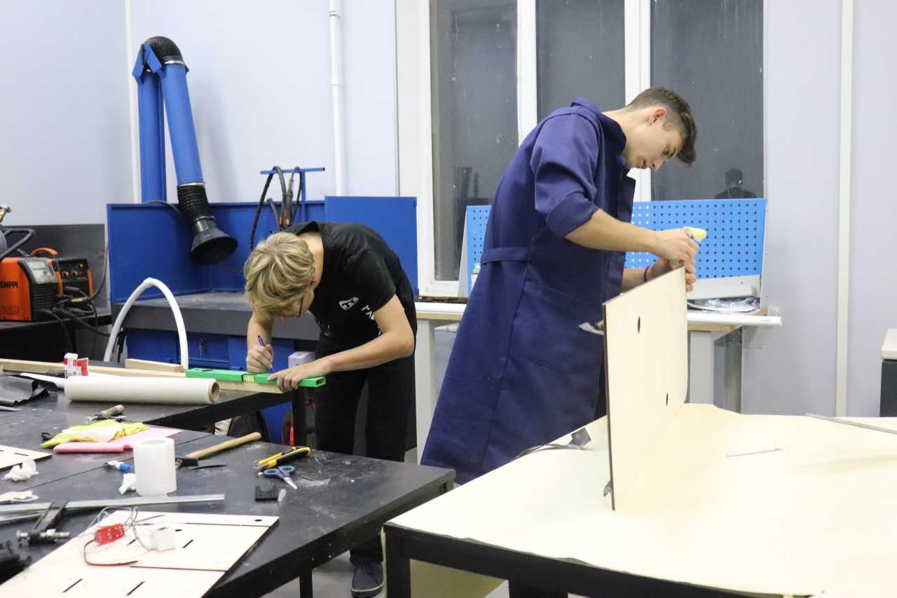 Fablab has come up with a way to improve the Polytech campus