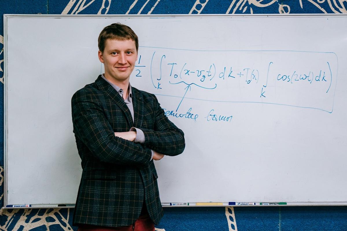 HSTM scientist is awarded personal Zh.I. Alferov scholarship