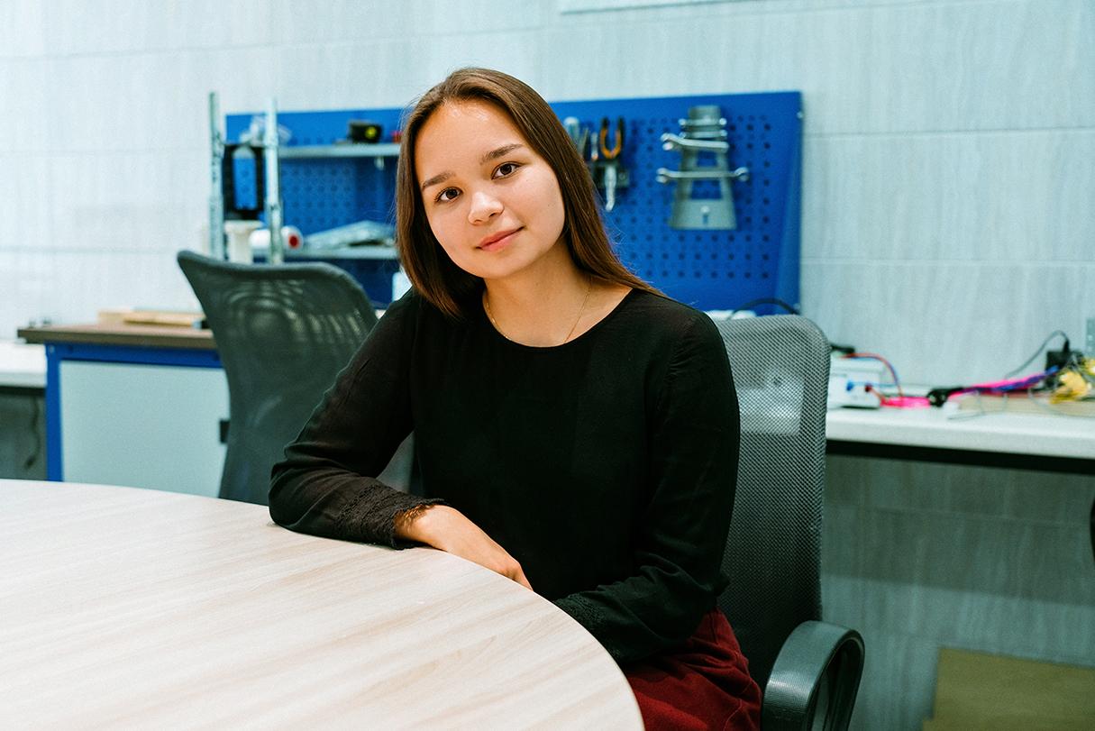 ВШТМ в лицах: Екатерина Егорова