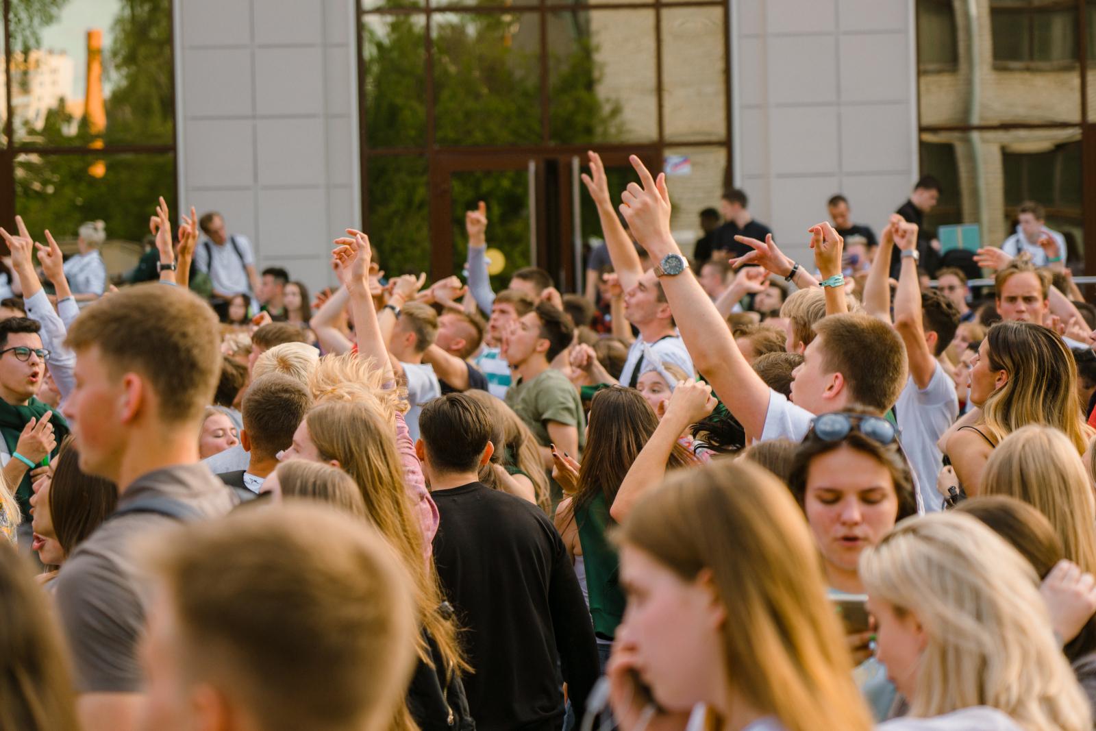 В числе лучших первокурсников Политеха – студенты ВШТМ