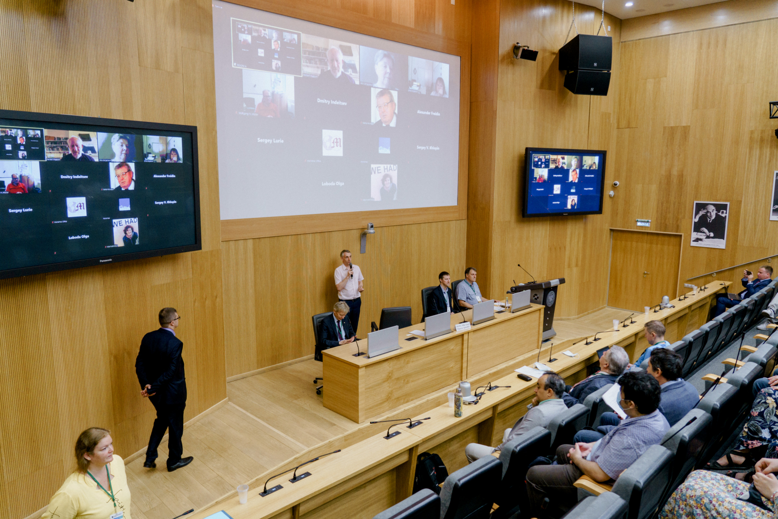 В конференции «Актуальные проблемы механики» приняли участие ученые из 19 стран
