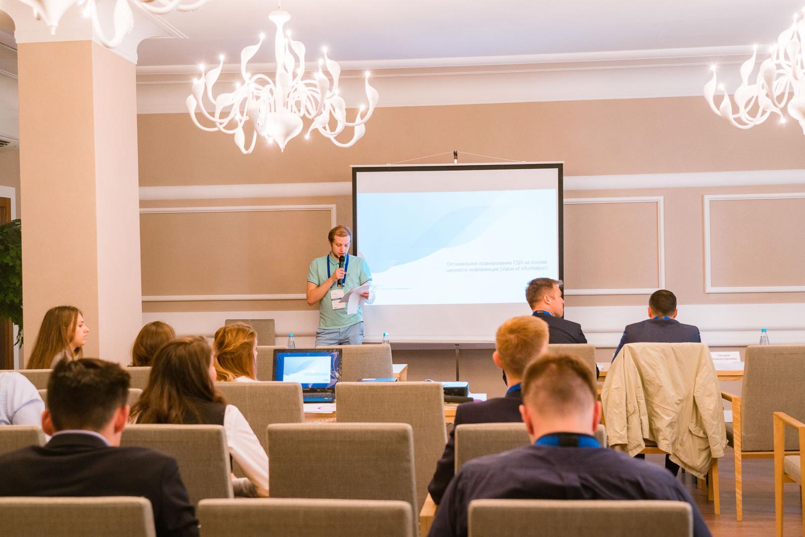В ВШТМ прошла Конференция бакалавров
