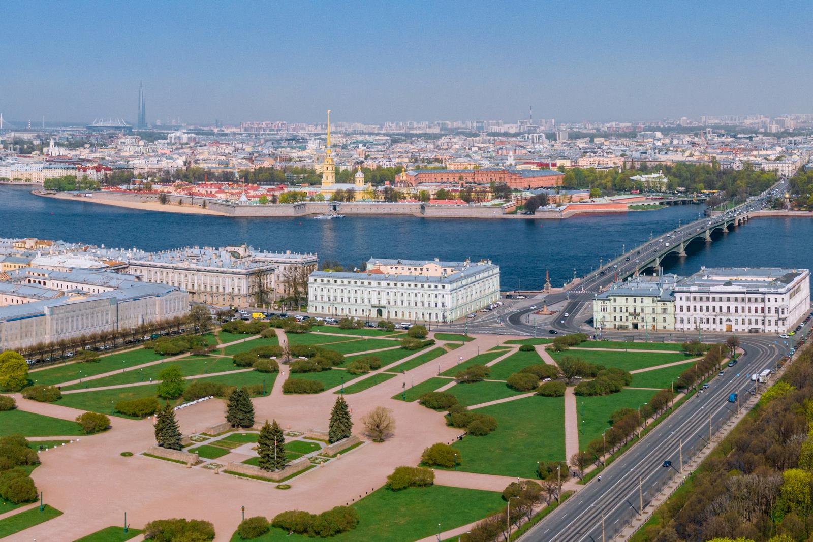 Ко Дню города – о великих механиках Санкт-Петербурга!