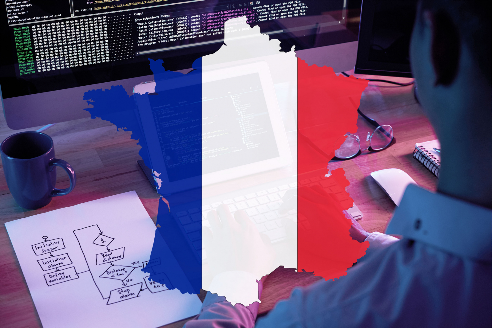 Стажировка в Политехнической школе Парижа